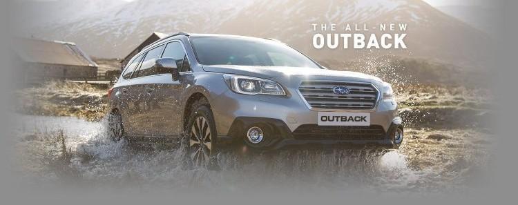 Subaru Outback B